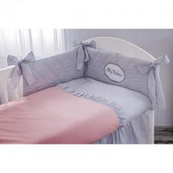 Ochraniacz do łóżeczka my...