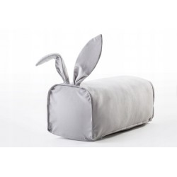 Pufa króliczek kolor jasny...