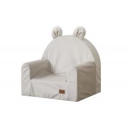 Fotelik dla dziecka MIŚ beżowy